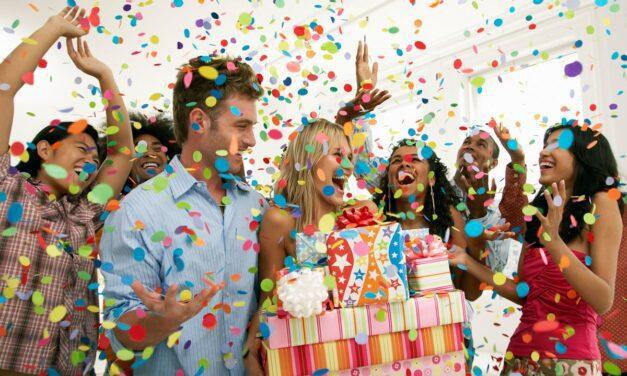 Las 5 mejores ideas si celebras tu cumple en navidad