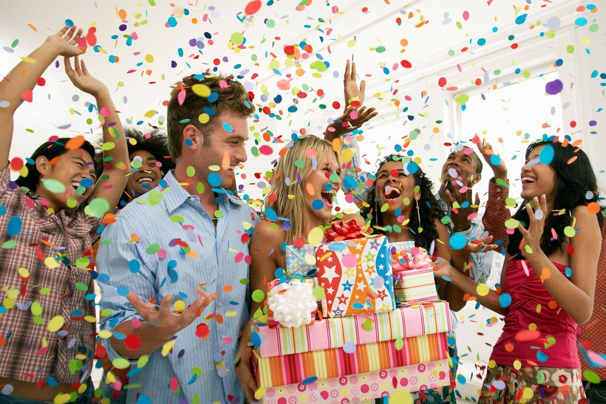 como organizar una fiesta