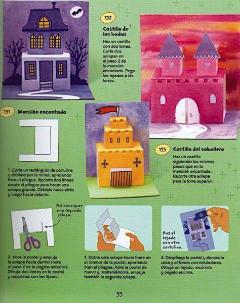 postales con relieve