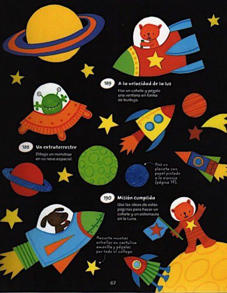 naves espaciales