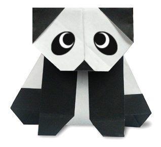 Como hacer figuras animales de origami