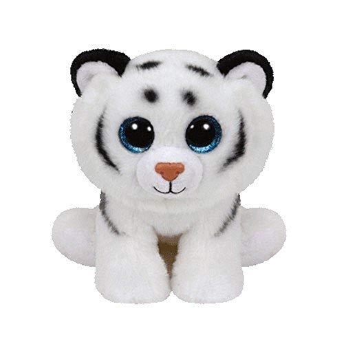 tigre de peluche ojos grandes