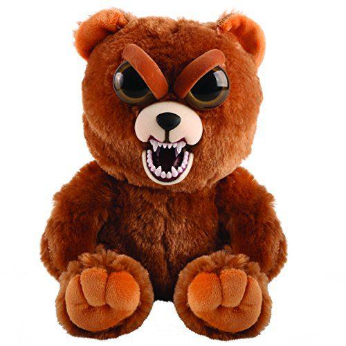 oso de peluche enfadado