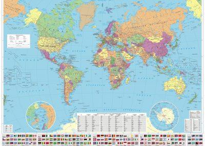 mapa del mundo politico para descargar gratis