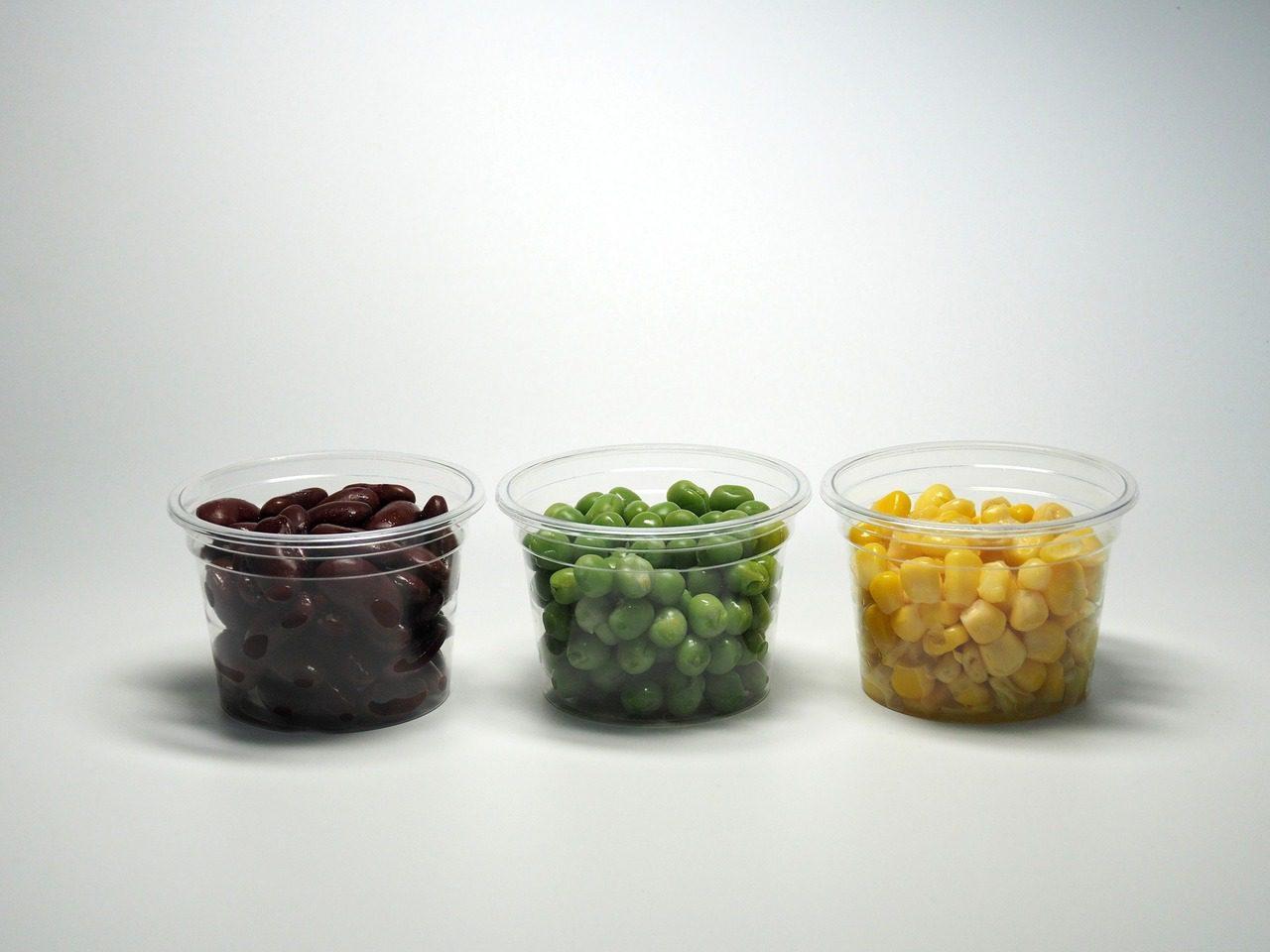 envases de plastico reciclable