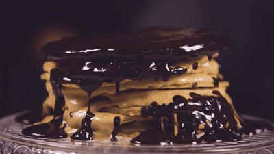 MILHOJAS CON CHOCOLATE