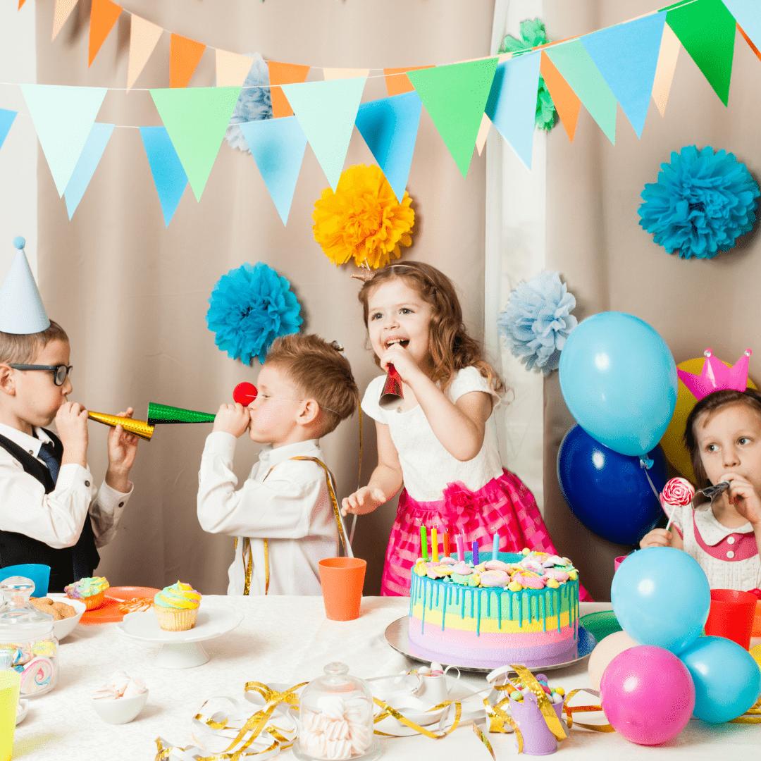 como organizar fiesta de cumpleaños
